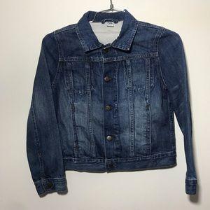 CrewCuts Boys Denim Jacket Size 8